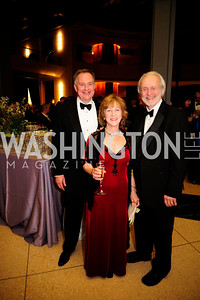 Doug Dykstra,Kate Wise,Rich Hoffheins,March 2,2013,Cathedral Choral Society's Angel Of the Arts Award Gala,Kyle Samperton