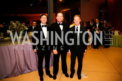 Franco Impala,Roger Whyte,Jared Silk,March 2,2013,Cathedral Choral Society's Angel Of the Arts Award Gala,Kyle Samperton