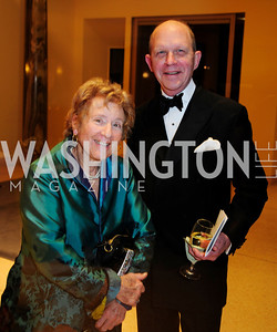 Diana Spencer ,John Irelan,March 2,2013,Cathedral Choral Society's Angel Of the Arts Award Gala,Kyle Samperton