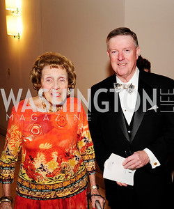 Barbara Gordon,Doug Wheeler,March 2,2013,Cathedral Choral Society's Angel Of the Arts Award Gala,Kyle Samperton