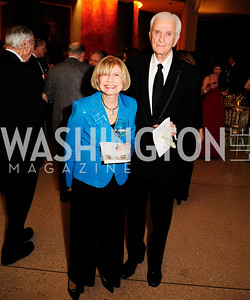 Charlotte Schlosberg,Hank Schlosberg,,March 2,2013,Cathedral Choral Society's Angel Of the Arts Award Gala,Kyle Samperton