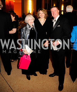 Catherine Wheeler, Laura Denise Bisogniero,Dennis Wheeler,March 2,2013,Cathedral Choral Society's Angel Of the Arts Award Gala,Kyle Samperton