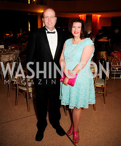 Walter Dogett,Joanne Doggett,March 2,2013,Cathedral Choral Society's Angel Of the Arts Award Gala,Kyle Samperton