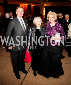 Robert Feinberg,Catherine Wheeler, Betsey Feinberg,March 2,2013,Cathedral Choral Society's Angel Of the Arts Award Gala,Kyle Samperton