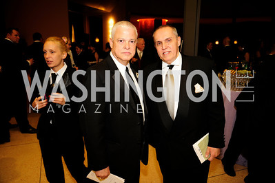 Hector Torres,Jay Haddock,March 2,2013,Cathedral Choral Society's Angel Of the Arts Award Gala,Kyle Samperton