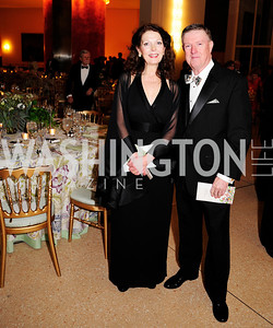 Diana Dykstra,Doug Wheeler,March 2,2013,Cathedral Choral Society's Angel Of the Arts Award Gala,Kyle Samperton
