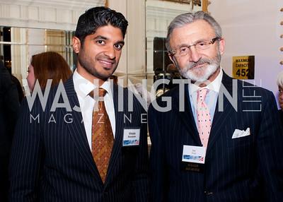 DC Vote board members Vinoda Basmayake and Joe Perta
