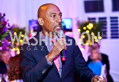 Montel Williams. Photo by Tony Powell. CharityWorks 100 Point Vintage Wine Tasting. Mandl Residence. May 18, 2013