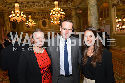 Chevron Celebrates the Retirement of Lisa Barry and the Appointment of Maria Pica Karp.  Willard Intercontinental, Thursday, September 12, 2013.  Photo by Ben Droz.