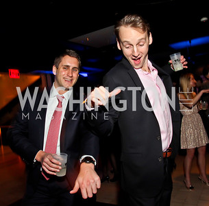 "Kyle Russ, Sean Sullivan. Photo by Tony Powell. Children's National Junior Council ""Dancing After Dark."" House of Sweden. January 26, 2013"