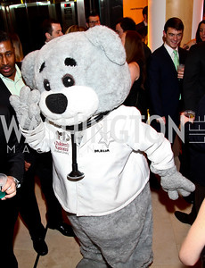 "Dr. Bear. Photo by Tony Powell. Children's National Junior Council ""Dancing After Dark."" House of Sweden. January 26, 2013"