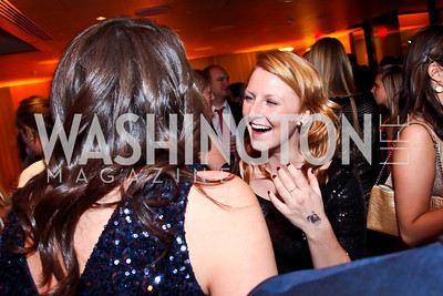 """Laura Milanowski. Photo by Tony Powell. Children's National Junior Council """"Dancing After Dark."""" House of Sweden. January 26, 2013"""