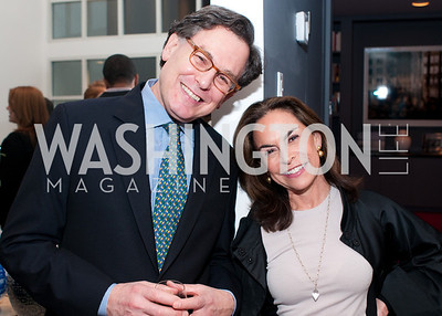 Sidney Blumenthal and Melissa Moss