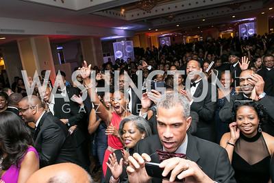 Photo by Alfredo Flores. Congressional Black Caucus Foundation Inaugural Gala & Celebration. Capital Hilton Hotel. January 21, 2013.