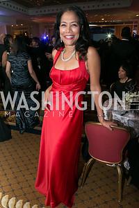 Jane Howard Martin. Photo by Alfredo Flores. Congressional Black Caucus Foundation Inaugural Gala & Celebration. Capital Hilton Hotel. January 21, 2013.