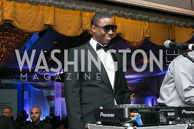 Doug E. Fresh. Photo by Alfredo Flores. Congressional Black Caucus Foundation Inaugural Gala & Celebration. Capital Hilton Hotel. January 21, 2013.