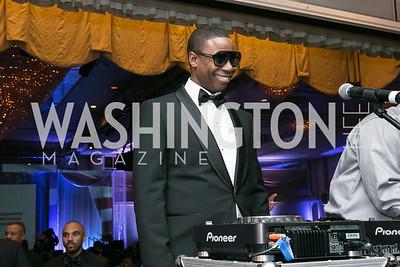 Doug E. Fresh. Photo by Alfredo Flores. Congressional Black Caucus Foundation Inaugural Gala & Celebration. Capital Hilton Hotel. January 21, 2013.