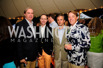Al Troup, Dan Pryor,John Bates,Ian O'Neil,June 6,2013,Country BBQ to benefit Chidren's Speech and Hearing Center At Villa Firenze,Kyle Samperton