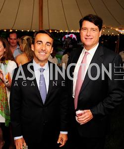 Dana Landry,Marc Schappell,June 6,2013,Country BBQ to benefit Chidren's Speech and Hearing Center At Villa Firenze,Kyle Samperton