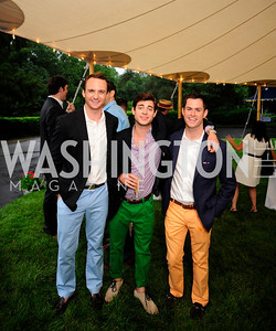 Austin Cates,Colin Wolfgang,Jeffrey Gullo,June 6,2013,Country BBQ to benefit Chidren's Speech and Hearing Center At Villa Firenze,Kyle Samperton