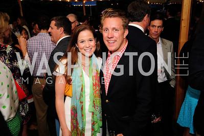 Kate Collins,Brad Nelson,June 6,2013,Country BBQ to benefit Chidren's Speech and Hearing Center At Villa Firenze,Kyle Samperton
