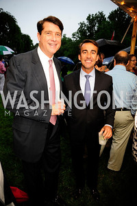 Marc Schappell,Dana Landry,June 6,2013,Country BBQ to benefit Chidren's Speech and Hearing Center At Villa Firenze,Kyle Samperton