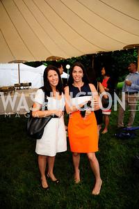 Ruth  Jacobsen, Amy Gross,June 6,2013,Country BBQ to benefit Chidren's Speech and Hearing Center At Villa Firenze,Kyle Samperton