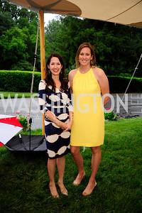 Margaret Griffin,Krista Flood,June 6,2013,Country BBQ to benefit Chidren's Speech and Hearing Center at Villa Firenze,Kyle Samperton