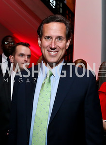 Rick Santorum. Photo by Tony Powell. Crossfire Returns. Carnegie Library. September 10, 2013
