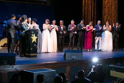 DC-CAPital Stars Talent Competition at Kennedy Center Eisenhower Theatre. Kennedy Center Eisenhower Theater