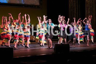 Latin Spirit. DC-CAPital Stars Talent Competition at Kennedy Center Eisenhower Theatre. Kennedy Center Eisenhower Theater.CR2