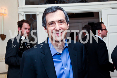 Howard Kurtz. Photo by Tony Powell. Bradley Inauguration Dinner. January 20, 2013