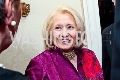 Melanne Verveer. Photo by Tony Powell. Bradley Inauguration Dinner. January 20, 2013