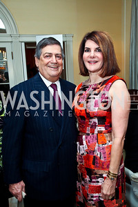 Ken and Jackie Duberstein. Photo by Tony Powell. Bradley Inauguration Dinner. January 20, 2013