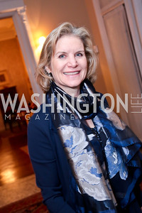 United States Trade Representative Amb. Susan Schwab. Photo by Tony Powell. Dinner for Christine Lagarde at the residence of the Lebanese Ambassador. December 19, 2013