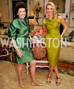 Gabrielle Bekink,Mary Anne Huntsman,April 29,2013,Dinner at The Residence of The Ambassador of The Netherlands on the eve of The Investiture of King Willem-Alexander,Kyle Samperton