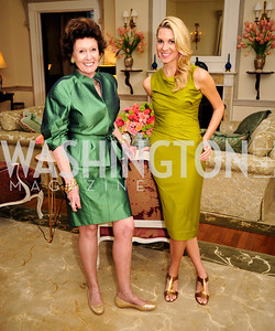 Gabrielle Bekink,Mary Anne Huntsman,Dinner at The Residence of The Ambassador of The Netherlands on the eve of The Investiture of King Willem-Alexander,Kyle Samperton
