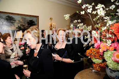 Finnish Amb.Ritva Koukku-Ronde,Diane Flamini,April 29,2013,Dinner at The Residence of The Ambassador of The Netherlands on the eve of The Investiture of King Willem-Alexander,Kyle Samperton