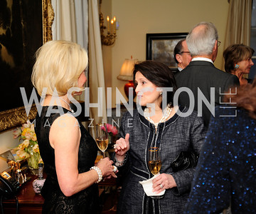 Anita McBride,April 29,2013,Dinner at The Residence of The Ambassador of The Netherlands on the eve of The Investiture of King Willem-Alexander,Kyle Samperton