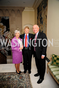 Nancy Tucker,Bill Tucker,Pete Hoekstra,April 29,2013,Dinner at The Residence of The Ambassador of The Netherlands on the eve of The Investiture of King Willem-Alexander,Kyle Samperton
