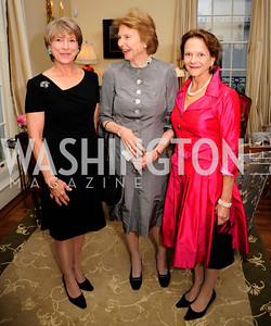 Gaye Barkley,Madzy Beveridge,Kathe Williamson,,April 29,2013,Dinner at The Residence of The Ambassador of The Netherlands on the eve of The Investiture of King Willem-Alexander,Kyle Samperton