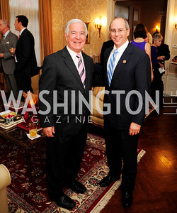 Rep Nick Rahall,Rep.Charles Boustany,April 24,201Dinner in Honor of Mrs.Victoria Reggie Kennedyat the Residence of the Ambassador of Lebanon,Kyle Samperton