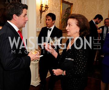 Jeremy Bernard,Lucky Roosevelt,April 24,2013,A Dinner in Honor of Mrs.Victoria Reggie Kennedy at the Residence of the Ambassador of Lebanon,Kyle Samperton