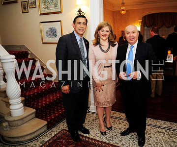 Rep.Darrell Issa,Nicole Chedid,Leb.Amb.Antoine Chedid,April 24,2013,A Dinner in Honor of Mrs.Victoria Reggie Kennedy at the Residence of the Ambassador of Lebanon,Kyle Samperton