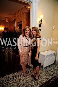 Nicole Chedid,Abagail Blunt,April 24,2013,A Dinner in Honor of Mrs.Victoria Reggie Kennedy at the Residence of the Ambassador of Lebanon,Kyle Samperton