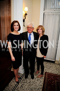 Vicki Kennedy, Tobey  Moffet,Myra Moffet,April 24,2013,A Dinner in Honor of Mrs.Victoria Reggie Kennedy at the Residence of the Ambassador of Lebanon,Kyle Samperton