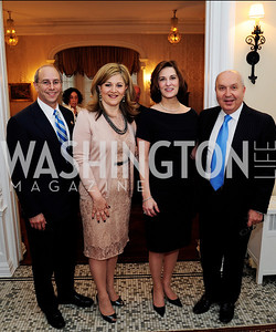 Rep.Charles Boustany,Nicole Chedid ,Vicki Kennedy,Leb.Amb.Antone Chedid,April 24,2013,A Dinner in Honor of Mrs.Victoria Reggie Kennedy at the Residence of the Ambassador of Lebanon,Kyle Samperton