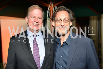 Rob Fetherstonhaugh, Dr. Harvey Karp, Environmental Working Group hosts their 20th Anniversary Gala at the Mandarin Oriental Hotel.  October 24, 2014.  Photo by Ben Droz.