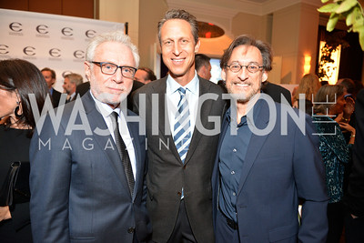 Wolf Blitzer, Dr. Mark Hyman, Dr. Harvey Karp, Environmental Working Group hosts their 20th Anniversary Gala at the Mandarin Oriental Hotel.  October 24, 2014.  Photo by Ben Droz.