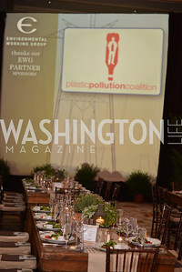 Environmental Working Group hosts their 20th Anniversary Gala at the Mandarin Oriental Hotel.  October 24, 2014.  Photo by Ben Droz.